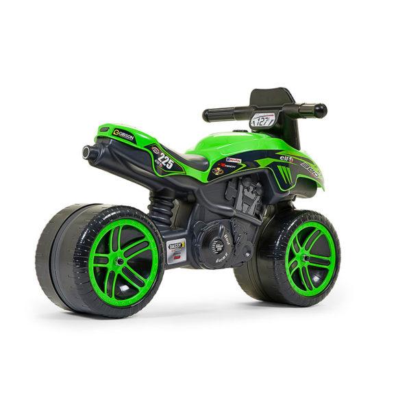 Moto Correpasillos Kawasaki Bud Racing 502KX vista trasera