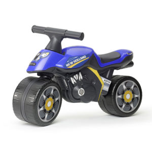 New Holland 422 Motorcycle Balance Bike