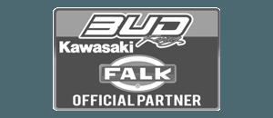 Kawazaki Bud Racing licence officielle