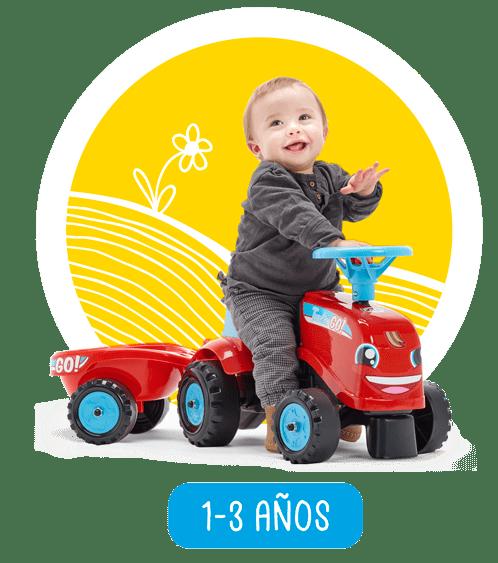 jouets roulants pour enfants de 1 à 3 ans
