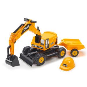 Excavadora JCB 115A
