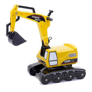 Yellow Power Shift Excavator 100