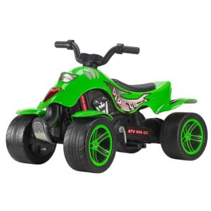 Green Pirate Quad 609