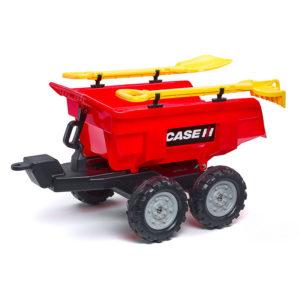 Case IH Maxi 940CI tilt trailer