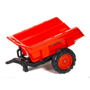Kubota 787K tipper trailer