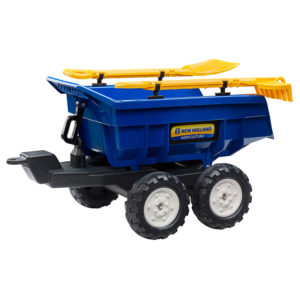 New Holland Maxi 940NH tipper trailer