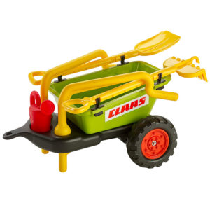 Claas 295VC wheelbarrow trailer