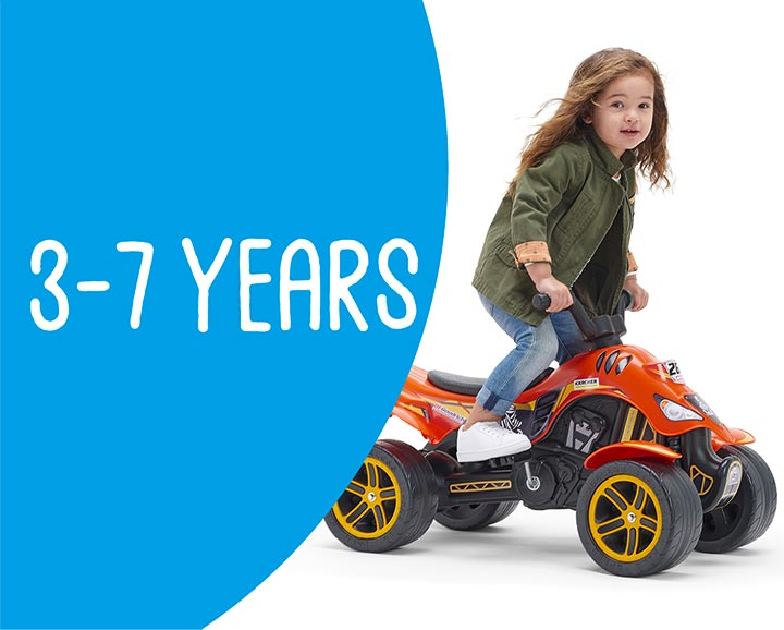 jouets pour enfants 3-7-ans