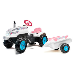 Tractor de pedales Butterfly Farmer 2042AB