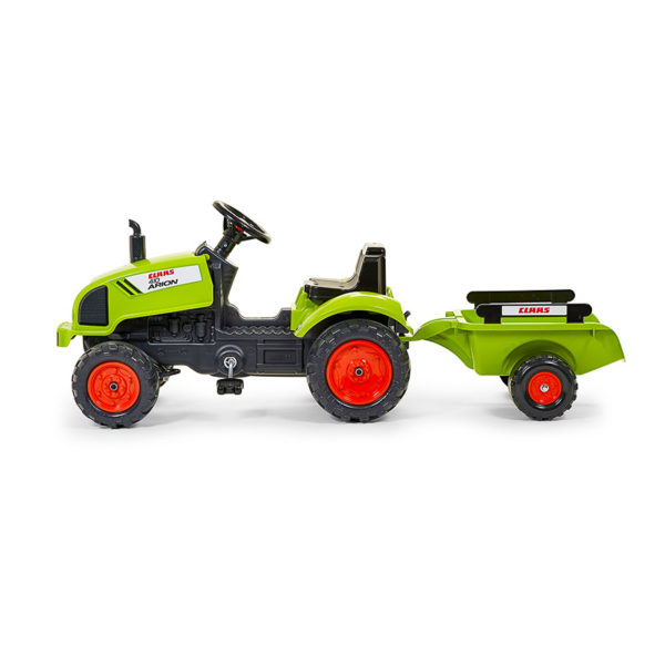 Claas 2041C Pedal tractor profile view