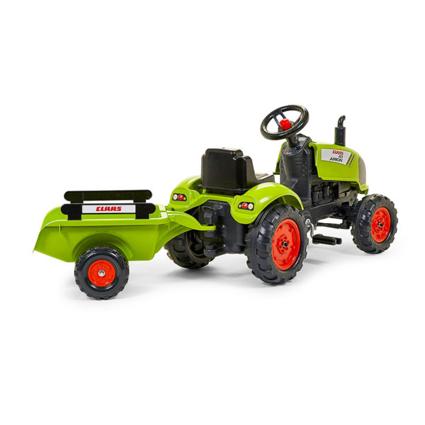 Claas 2041C Pedal tractor behind view