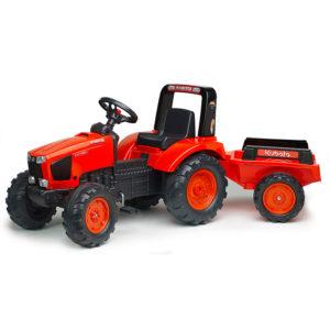 Tractor de pedales Kubota 2060AB