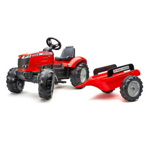 Massey Ferguson Red Pedal Tractor 4010AB