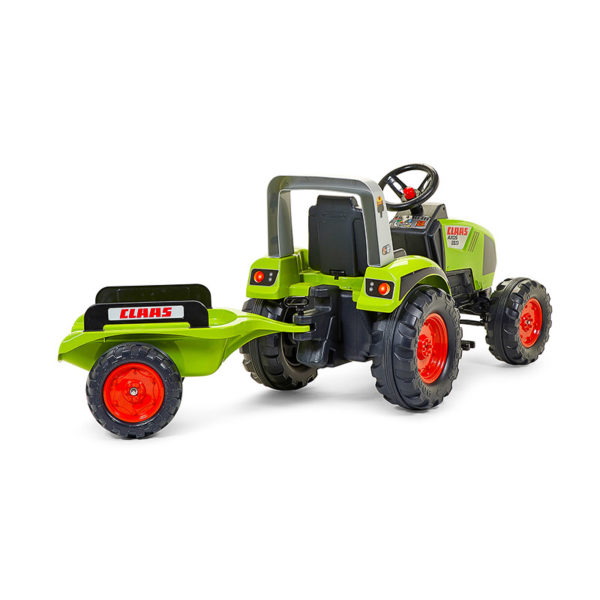 Claas 1011AB Pedal tractor behind view