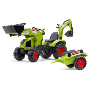 Claas 1010Y pedal backhoe loader