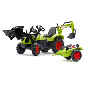 Claas 2070Y pedal backhoe loader