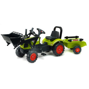 Claas 2040AM pedal backhoe loader