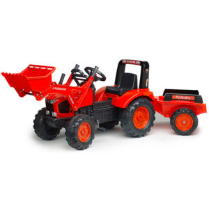 Kubota 2060AM pedal tractor
