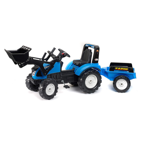 Landini 3010AM Pedal Backhoe loader