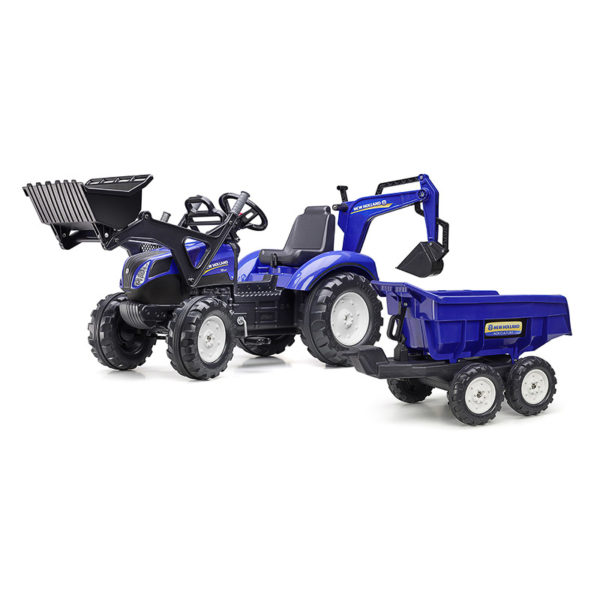Baggerlader New Holland 3090W