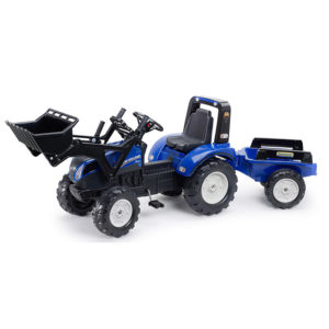 New Holland 3090M Pedal Backhoe Loader