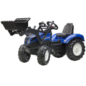 New Holland 3092D Pedal Backhoe Loader