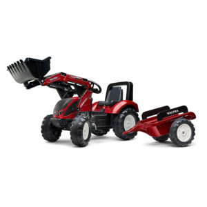 Valtra 4000AM Pedal Backhoe