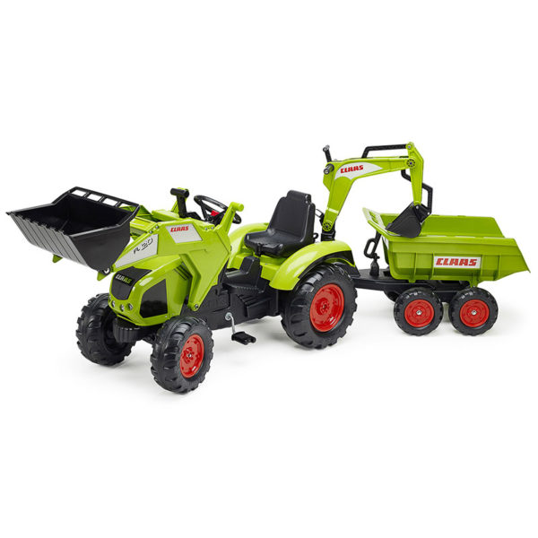Tractopelle Claas 1010W