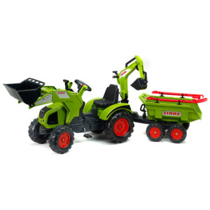 Claas 1010WH pedal backhoe loader