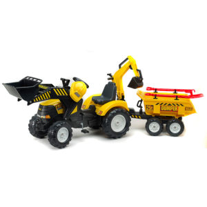 Power Backhoe Loader 1000WH