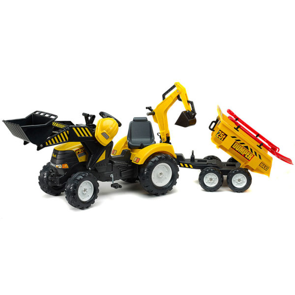 Power Backhoe Loader 1000WH other view